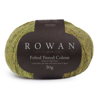 Felted Tweed Color 028 Chartreuse