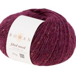 Felted Tweed 186 Tawny
