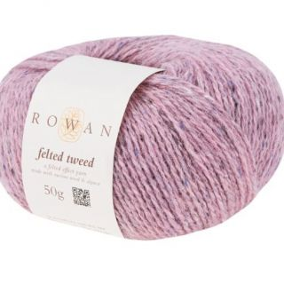 Felted Tweed 185 Frozen
