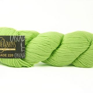 Cascade 220 Wool 8910 Citron