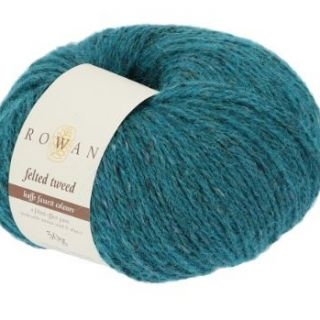 Felted Tweed 202 Turquoise