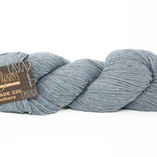 Cascade 220 Heathers 9325 Westpoint Blue Heather