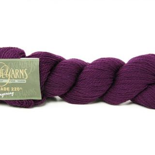 Cascade 220 Fingering 8885 Dark Plum