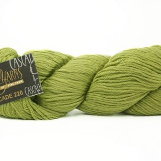Cascade 220 Wool 8914 Granny Smith