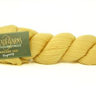 Cascade 220 Fingering 4147 Lemon
