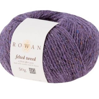 Felted Tweed 192 Amethyst