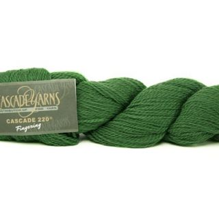 Cascade 220 Fingering 9430 Highland Green