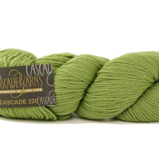 Cascade 220 Wool 0980 Pesto