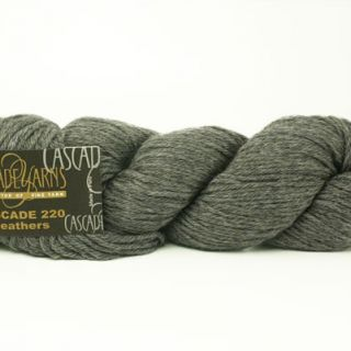 Cascade 220 Heathers 9491 Greystone Heather