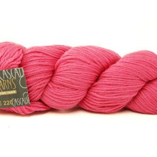 Cascade 220 Wool 7805 Flamingo Pink
