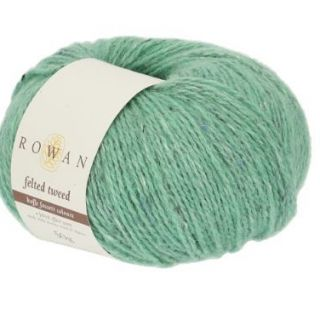 Felted Tweed 204 Vaseline Green