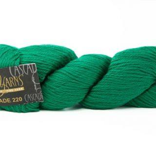 Cascade 220 Wool 8894 Christmas Green