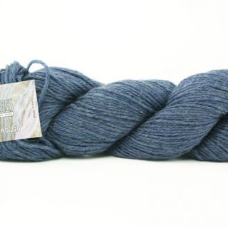 Cascade 220 Heathers 9326 Colonial Blue Heather